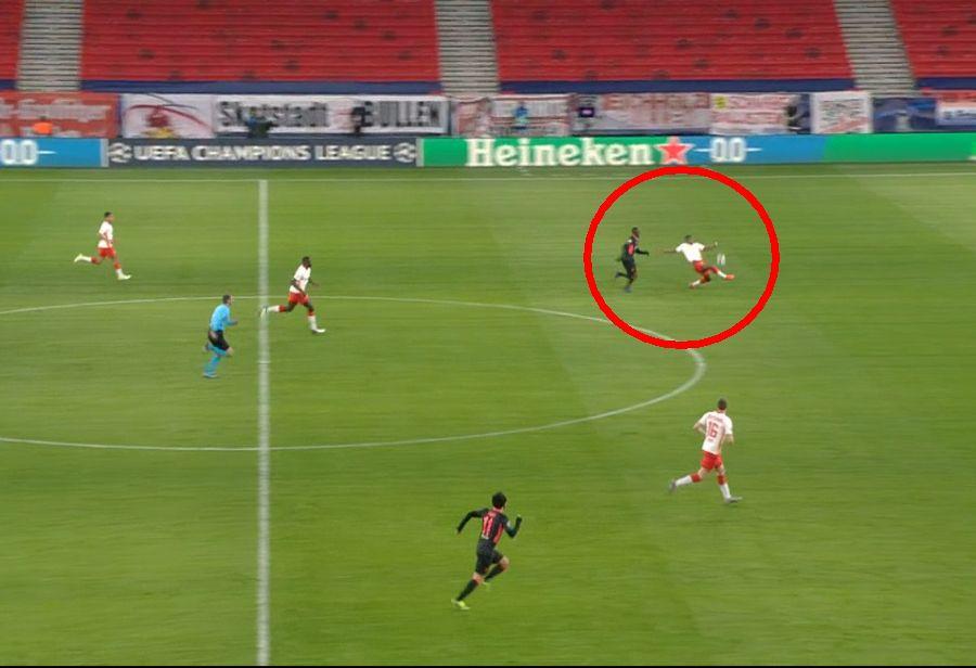FOTO: Captură TV @Telekom Sport