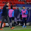 Apărarea lui Leizpig a gafat decisiv în meciul cu Liverpool, turul optimilor de finală din Liga Campionilor.