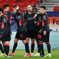 Liverpool a învins-o pe Leipzig, scor 2-0, în turul optimii de finală din UEFA Champions League.