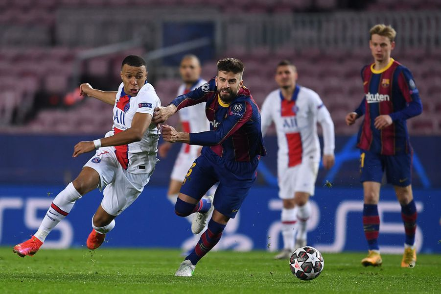 Barcelona - PSG / Liga Campionilor / 16 feb. 2021
