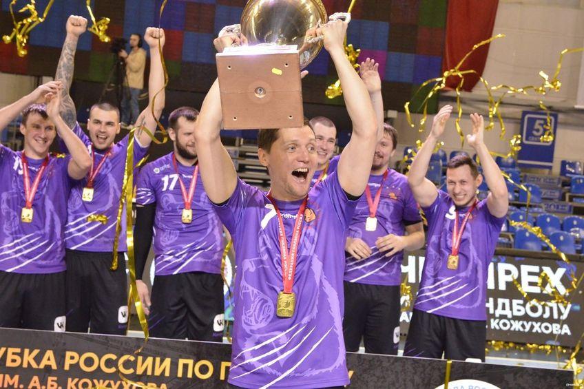 Cehovski Medvedi, fosta adversară a celor de la Dinamo, a câștigat Cupa Rusiei, în Final Four-ul disputat la Perm
