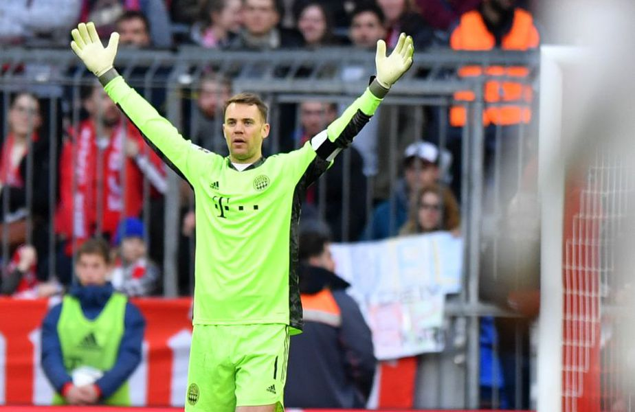 Manuel Neuer, foto: Guliver/gettyimages