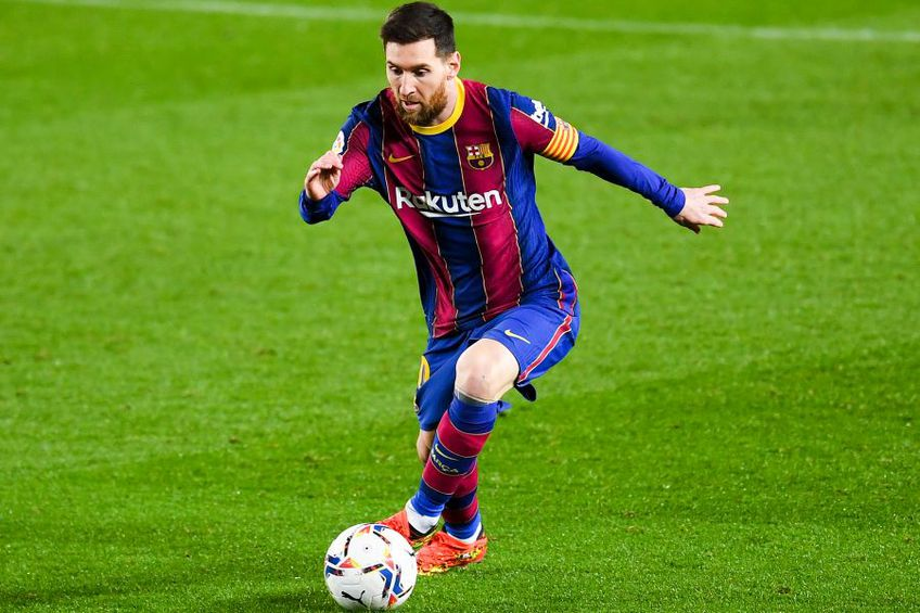 Lionel Messi, în Barcelona - Huesca 4-1 // foto: Guliver/gettyimages