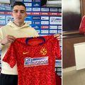 Jorgo Papuli a semnat cu FCSB // foto: Instagram @ jorgo.papuli