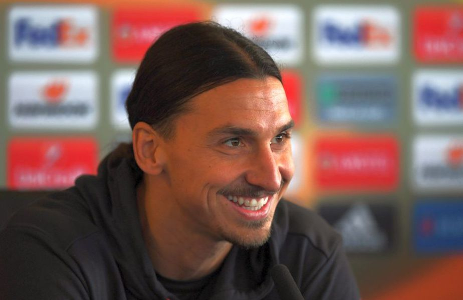 Zlatan Ibrahimovic // foto: Guliver/gettyimages