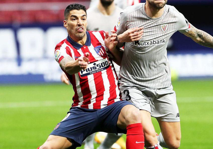 Luis Suarez la Atletico Madrid, foto: Imago