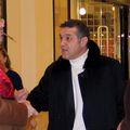 Cornel Dinu și Gigi Becali