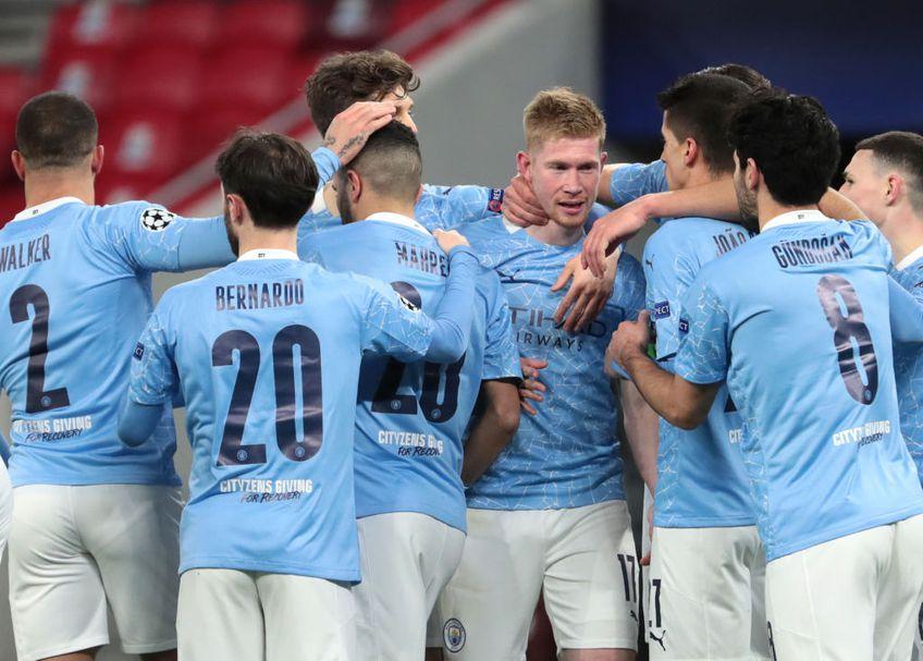 Manchester City și Borussia Monchengladbach dispută marți, de la ora 22:00, returul optimii de finală din UEFA Champions League.
