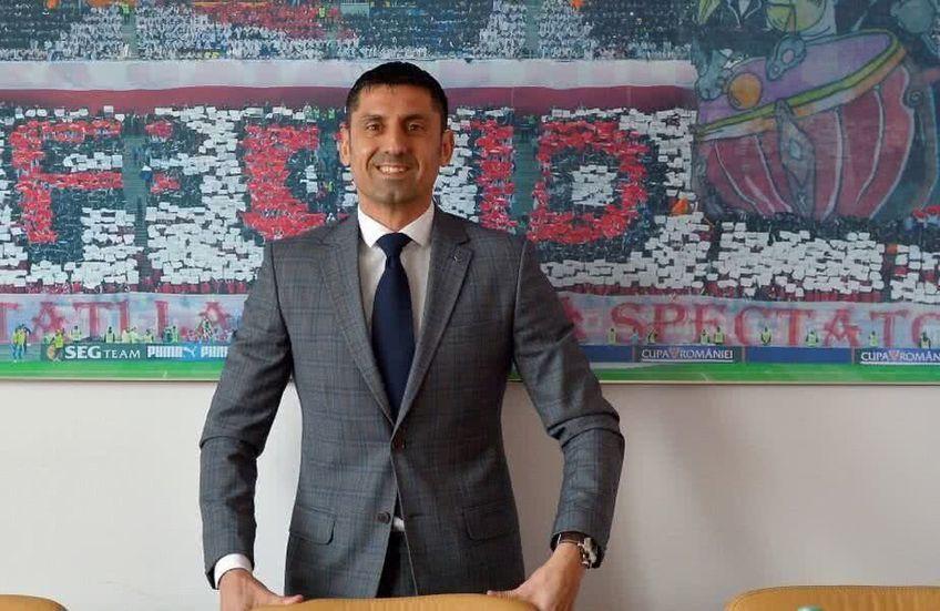 Ionel Dănciulescu face orice pentru a o ajuta pe Dinamo