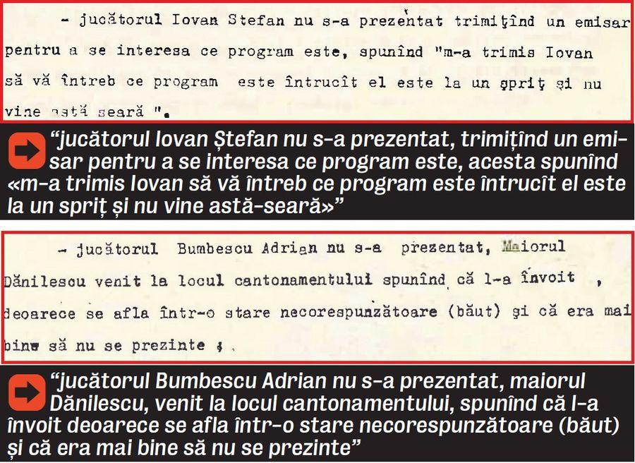"""Ștefan Iovan a citit raportul secret de la națională semnat de Mircea Lucescu și Emeric Ienei: """"Cum să stau la șpriț cu zilele?"""""""