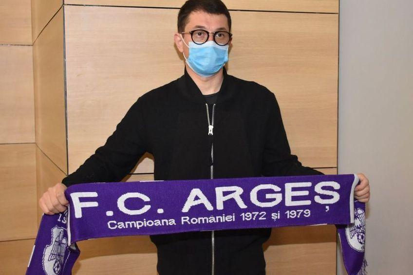 FC Argeș a mers foarte bine sub comanda lui Andrei Prepeliță