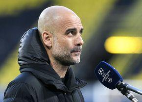 """Jucătorul lăudat de Pep Guardiola după duelul cu Manchester City din Champions League: """"Nu pot să cred, poate e un mincions"""""""