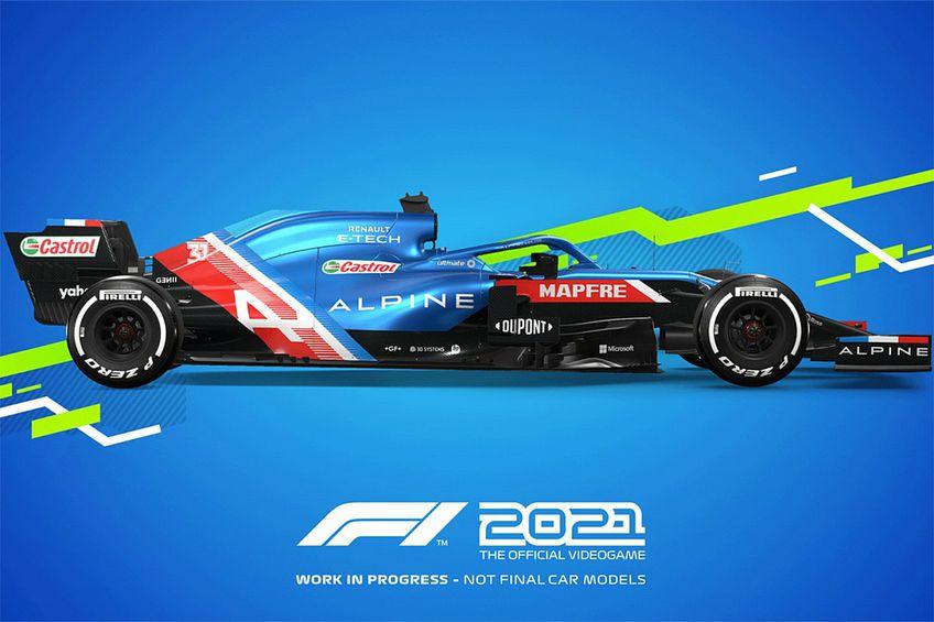 Noul joc F1 2021 se lansează pe 16 iulie 2021