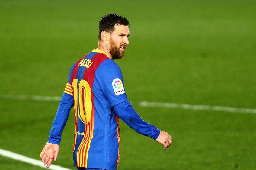 Lionel Messi FOTO Reuters