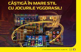 Yggdrasil anunță primul 11 și încep primele victorii pe aparate. Ce spun românii?