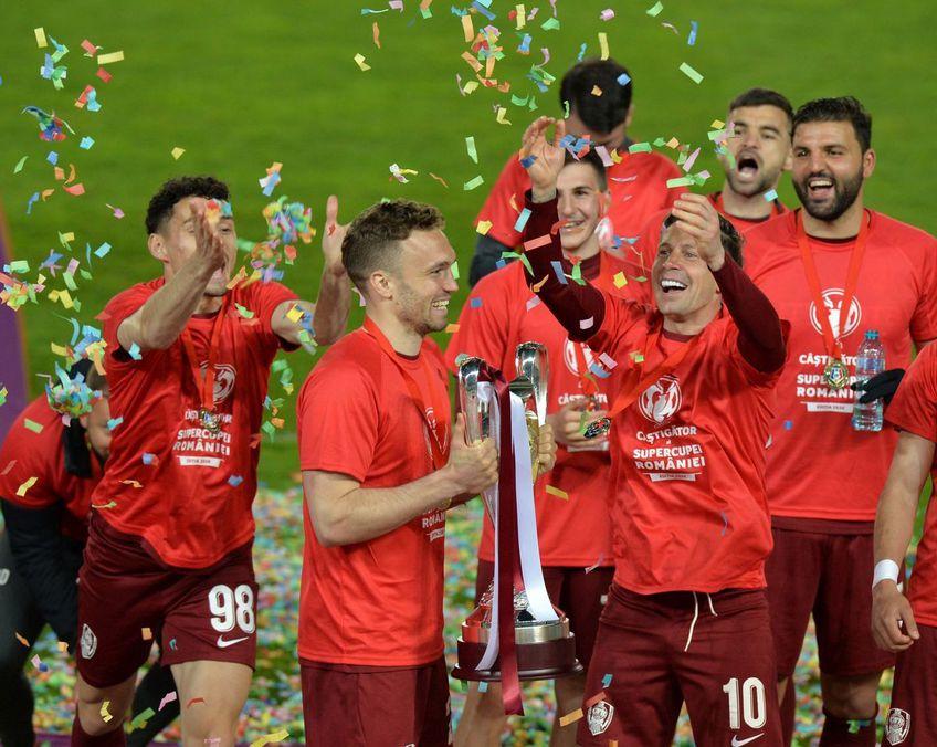 """Imaginile cu care CFR Cluj a ajuns în presa internațională: """"Au voie să facă așa ceva?"""":O"""