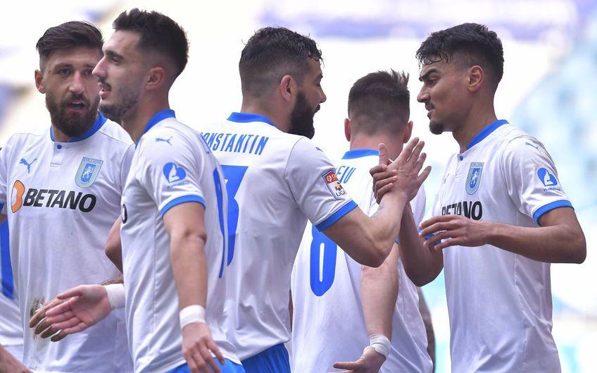 Craiova îi va prelungi contractul lui Marius Constantin (36 de ani, fundaș central) pentru încă un sezon.