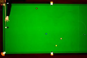 """S-a jucat """"cea mai extraordinară lovitură din istoria snookerului""""! Ce a făcut un englez la Mondial e incredibil"""