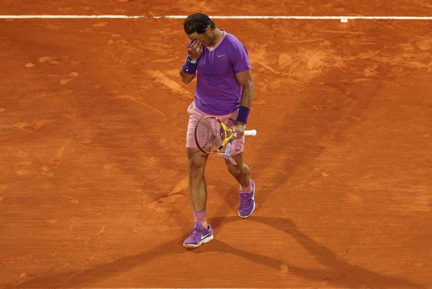 Rusul Andrey Rublev (23 de ani, 8 ATP) l-a învins pe Rafael Nadal (34 de ani, 3 ATP), scor 6-2, 4-6, 6-2, în sferturile de finală ale turneului de la Monte Carlo.