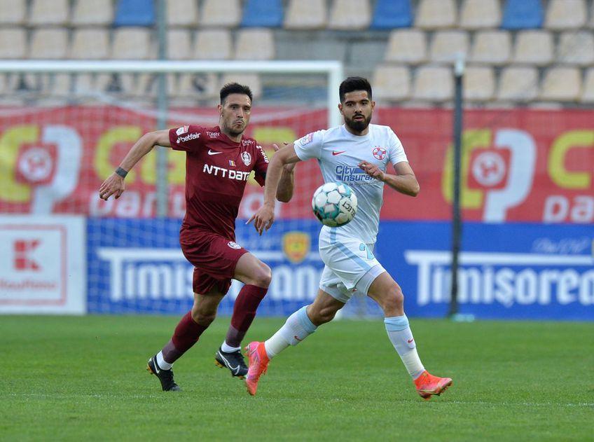 Cea mai așteptată dispută din play-off, cea dintre FCSB și CFR Cluj, își are primul episod luni, 3 mai. Gazdă este formația antrenată de Toni Petrea