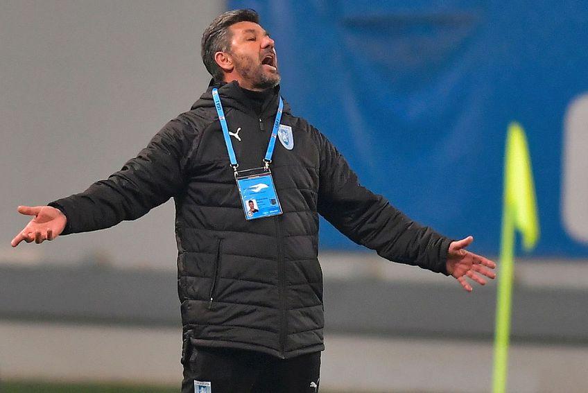 Marinos Ouzounidis și-a criticat dur jucătorii