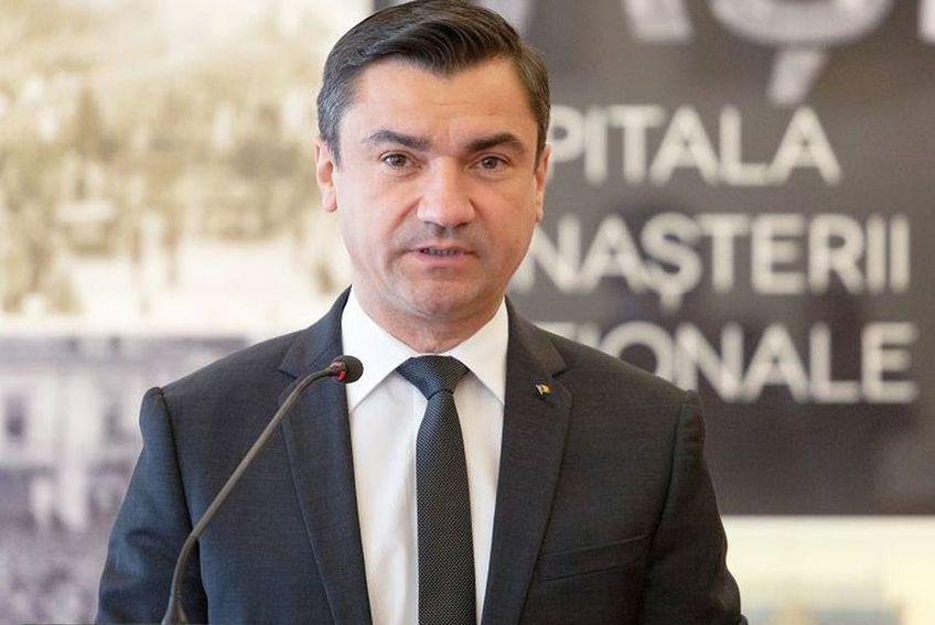 Mihai Chirica, primar Iași