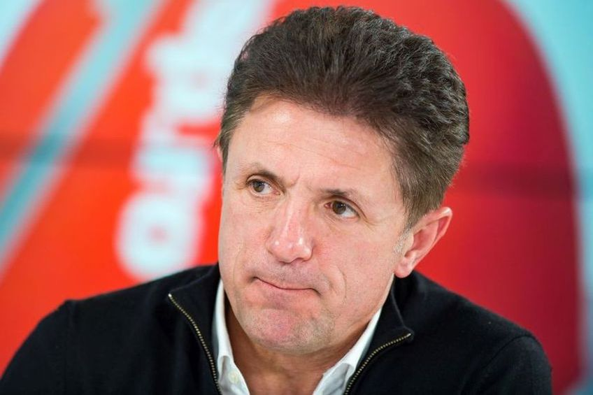 Gică Popescu, președinte Viitorul