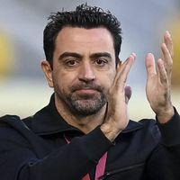 Xavi, negocieri cu Barça