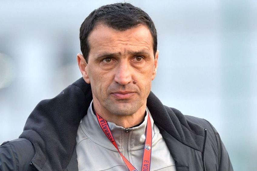 Bogdan Argeș Vintilă, antrenor FCSB 2