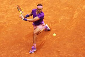 """Finala Djokovic - Nadal » Moment incredibil: spaniolul s-a rostogolit și a sărit la arbitru: """"O să murim așa!"""""""