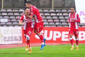 FC Argeș - Dinamo 1-2 » Dublu impact » După victoria de la Pitești, Dinamo e ca și scăpată de retrogradare și poate ataca un loc de baraj pentru Conference League!