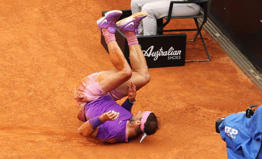 Rafael Nadal (34 de ani, locul 3 ATP) și Novak Djokovic (33 de ani, 1 ATP) se întâlnesc ACUM, în finala turneului Master de la Roma.