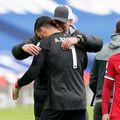 Alisson Becker (28 de ani), portarul celor de la Liverpool, a marcat golul victoriei în deplasarea cu West Brom, scor 2-1, la ultima acțiune a meciului.