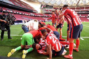 Titlul din La Liga merge la Madrid, Barcelona e out din luptă! » Clasamentul înaintea ultimei etape