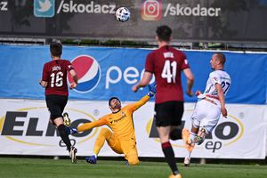 Nebunie de meci în Cehia! Florin Niță a gafat într-un duel cu 9 goluri