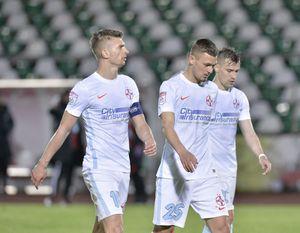 Sepsi - FCSB 2-2 » CFR Cluj, la 90 de minute de titlu! Buziuc și Tănase, goluri amăgitoare la Sf. Gheorghe