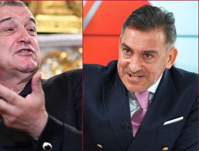 """Ilie Dumitrescu l-a înfruntat în direct pe Becali: """"Tu nu ești vinovat? Asumă-ți!"""" » Replica lui Gigi"""