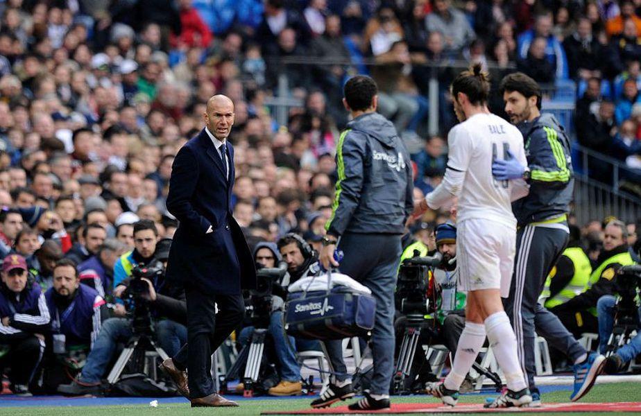 La meciul 250 în tricoul lui Real Madrid, Bale i-a dezamăgit și pe fanii blancos