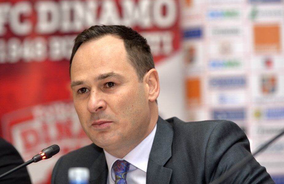 Ionuț Negoiță încearcă în zadar să vândă Dinamo