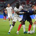 Paul Pogba, omul meciului Franța - Germania 1-0 (foto: Guliver/Getty Images)