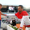 Novak Djokovic, campion pentru a doua oară la Roland Garros. Sursă foto: Guliver/Getty Images