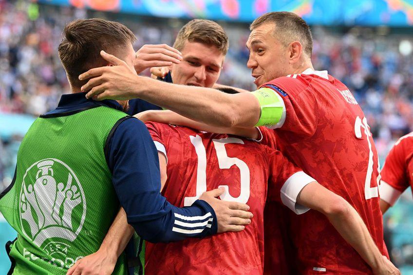 Finlanda - Rusia la EURO 2020, // FOTO: Guliver/GettyImages