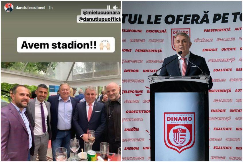 Ministrul Lucian Bode a oferit vești bune pentru fanii lui Dinamo
