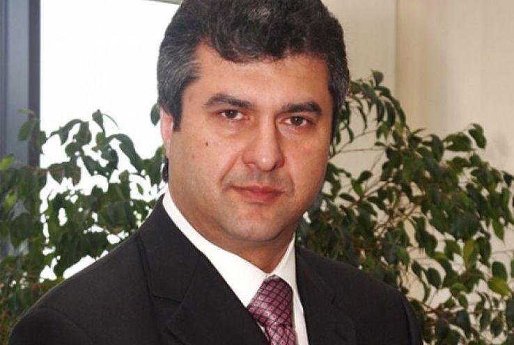 Oleg Mkrtchyan, fostul patron al lui Dan Petrescu de la Kuban