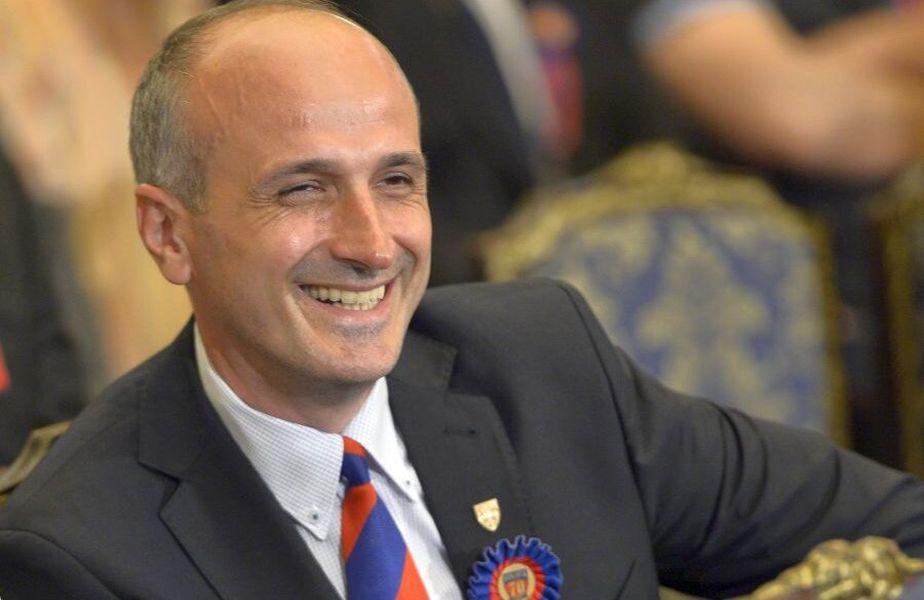 Florin Talpan a salutat decizia ca Steaua să fie declarată campioană în Liga 4, așa cum juristul cerea de câteva luni