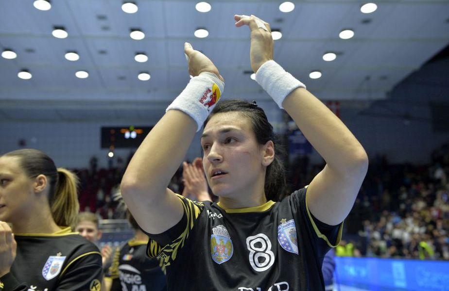 Cristina Neagu a câștigat 4 Baloane de Aur, record absolut în handbal