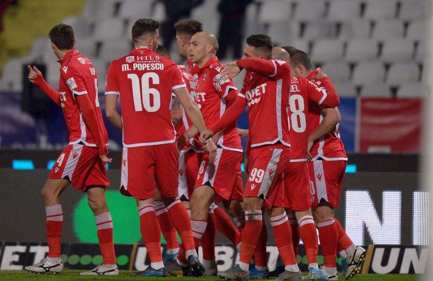 Dinamo a emis un comunicat de presă