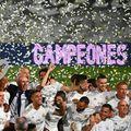 Real Madrid a câștigat titlul în La Liga cu o etapă înainte de final // foto: Guliver/gettyimages