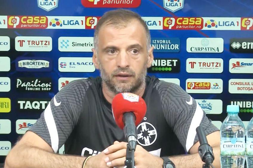 Dinu Todoran, antrenor FCSB // foto: captură YouTube
