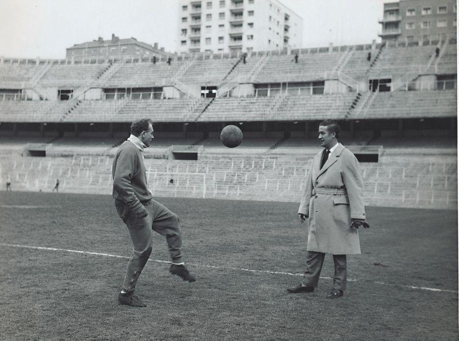 Celibidache și Di Stefano